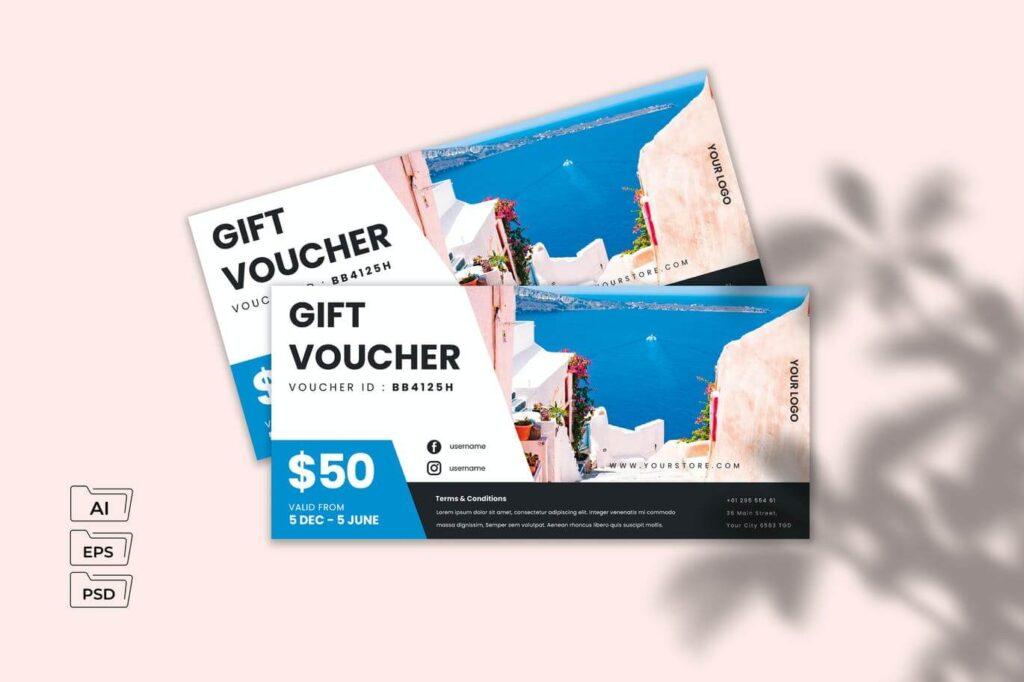 Travel - Gift Voucher (1)