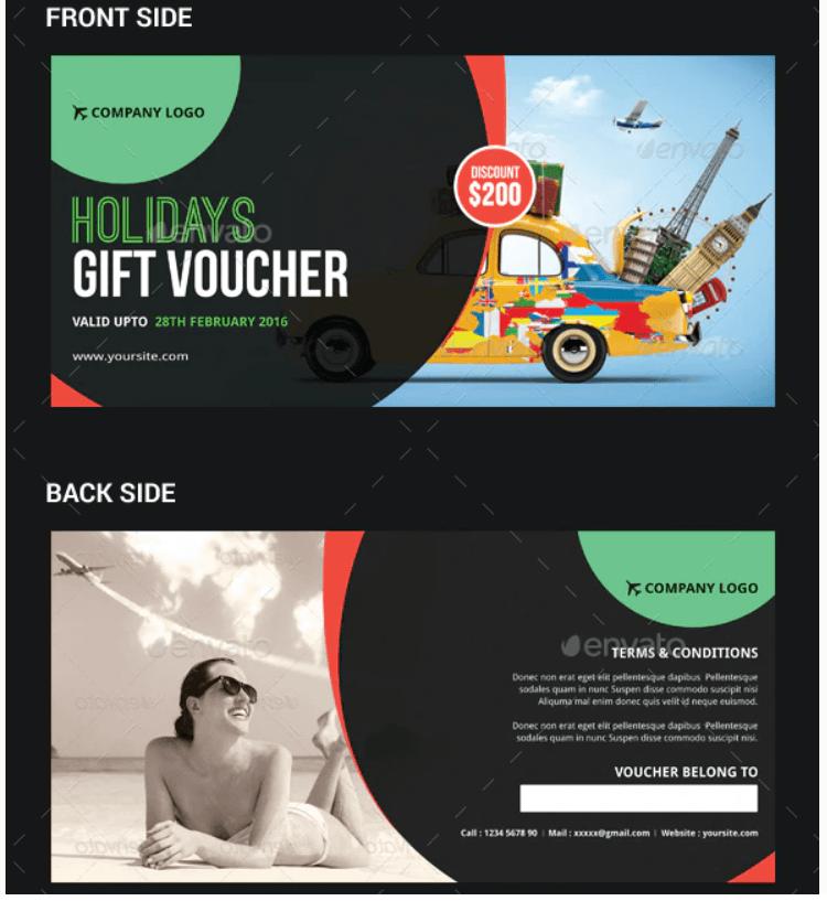 Travel Gift Voucher (1)