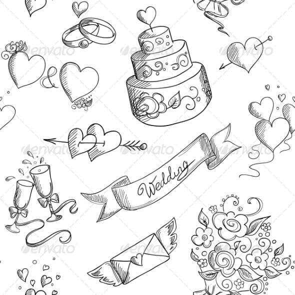 Wedding Pattern1