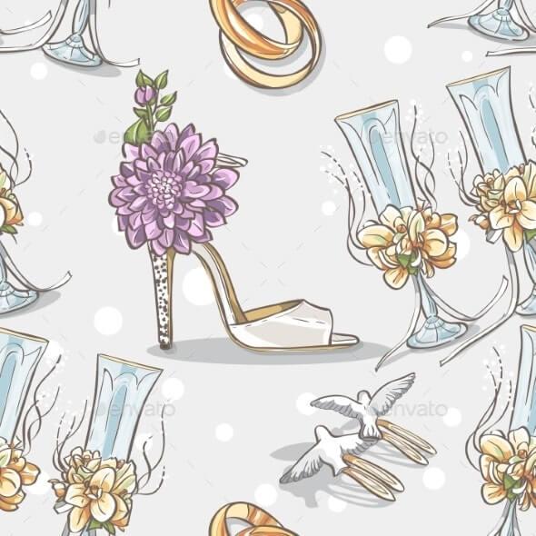 Wedding Pattern4