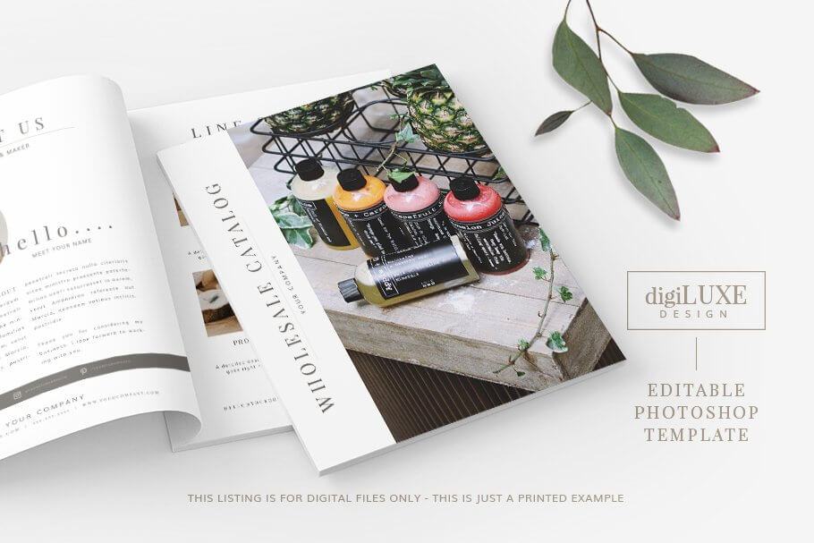 Wholesale Catalog Template1