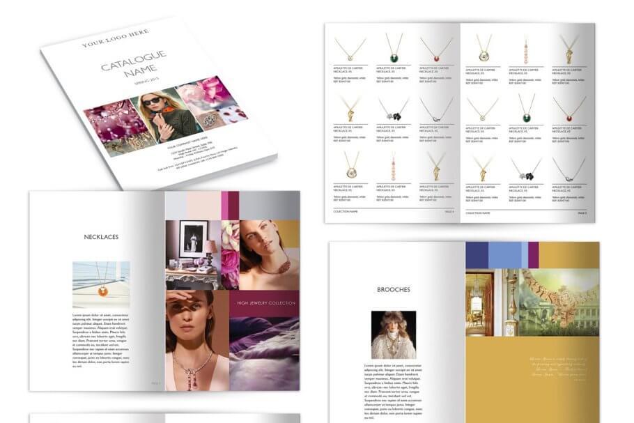 Wholesale Catalog Template11