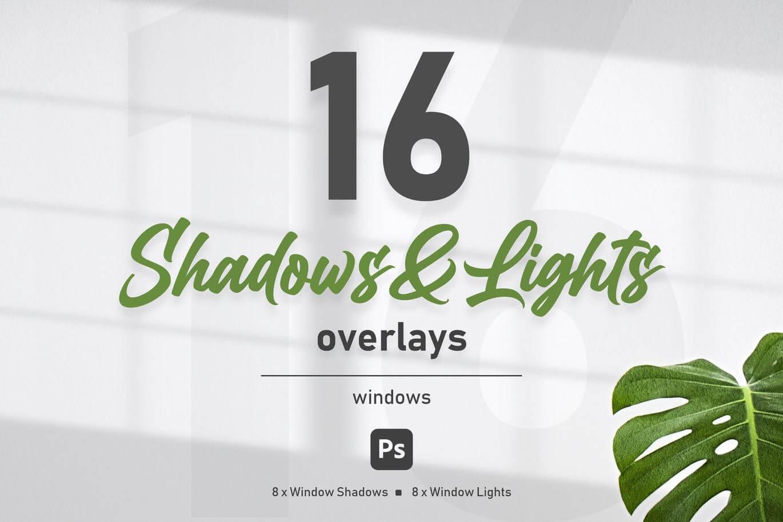 Windows Shadow Overlays