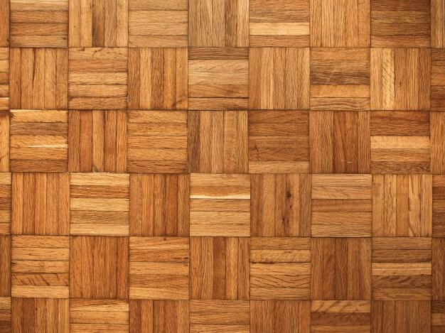Wooden parquet floor Free Photo