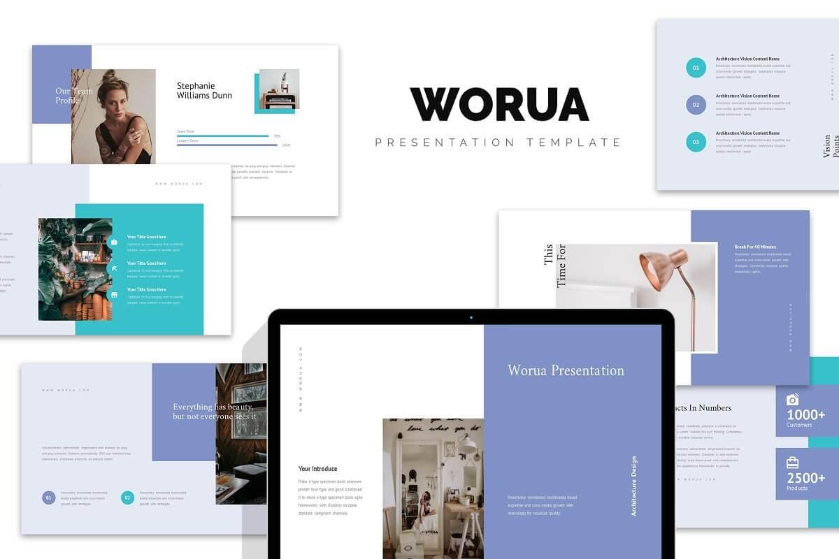Worua Home Decor Biz Powerpoint