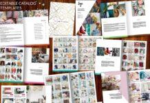 wholesale catalog template id09