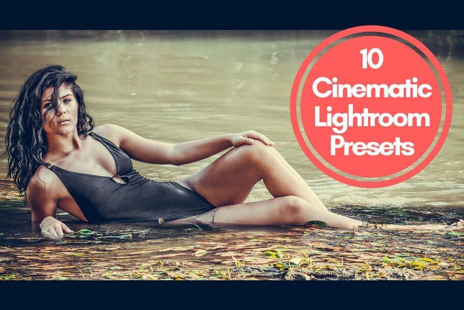10 Cinematic Lightroom Presets
