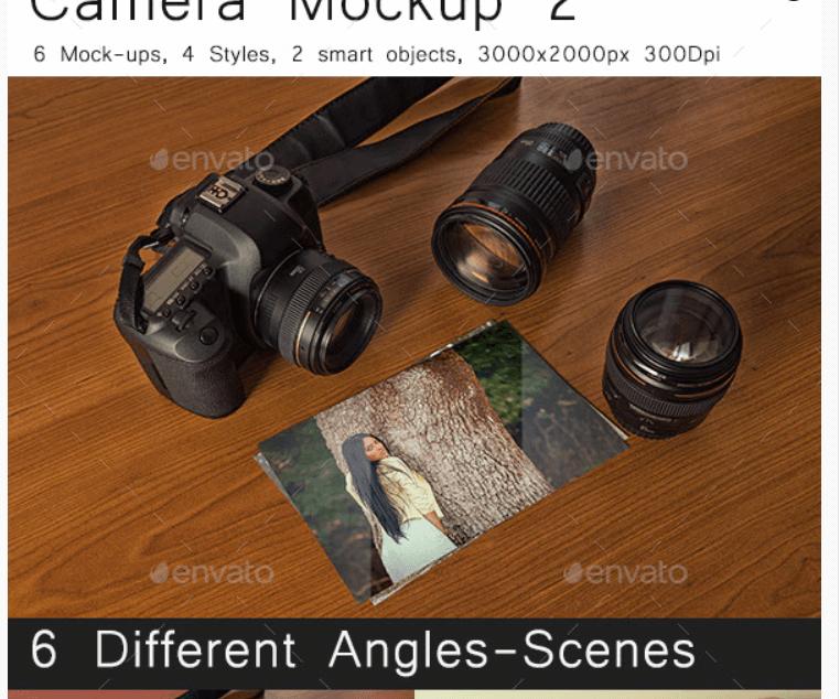 Camera Mock-Up 2