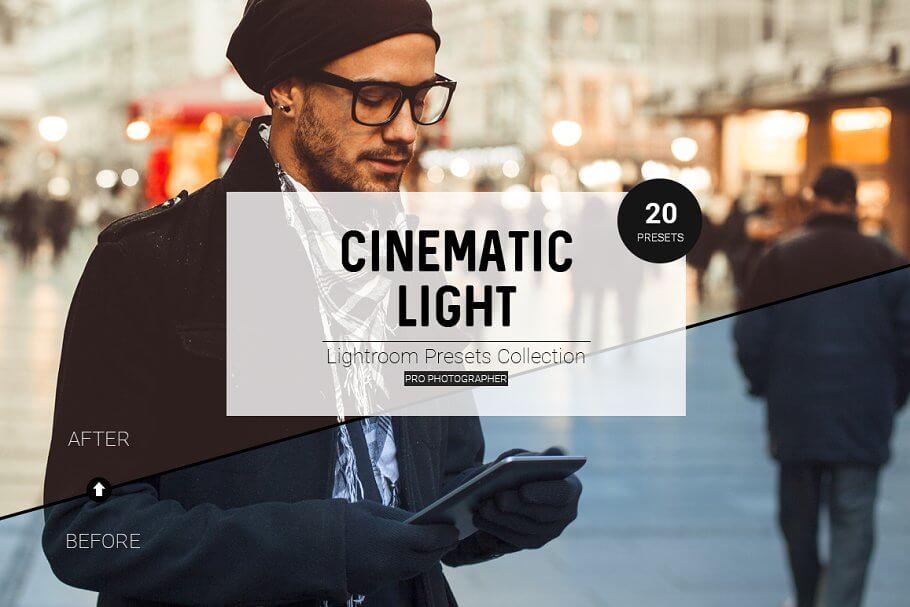 Cinematic Light LR Presets