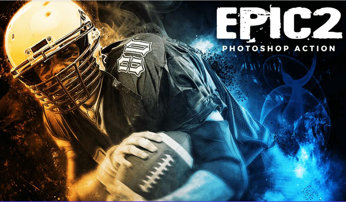 Epic 2 Photoshop Action1