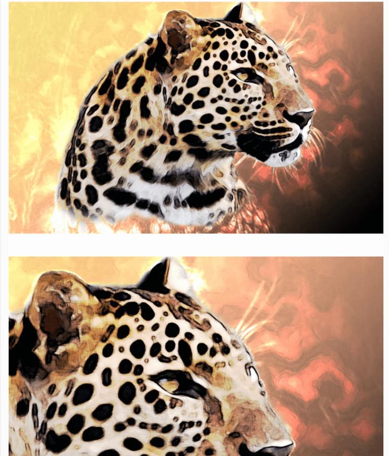 Epic Art 1 Photoshop Action