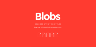 Free 1000+ Blob Flat Vector Icons In Two Styles
