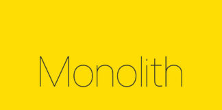 Free Branding Monolith Sans Serif Font