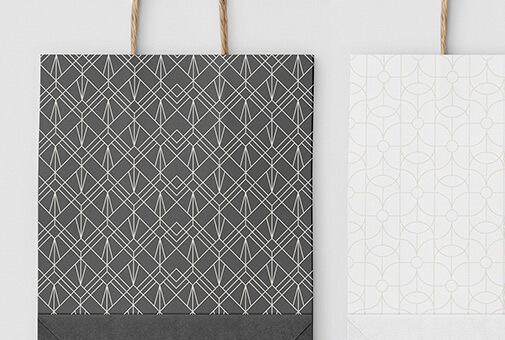 Free Brown Paper Bag Mockup Set PSD Template2