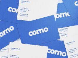 Free Como Stationery Mockup Set PSD Template