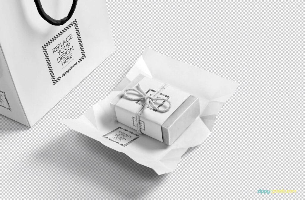 Free Craft Soap Bar Mockup PSD Template1