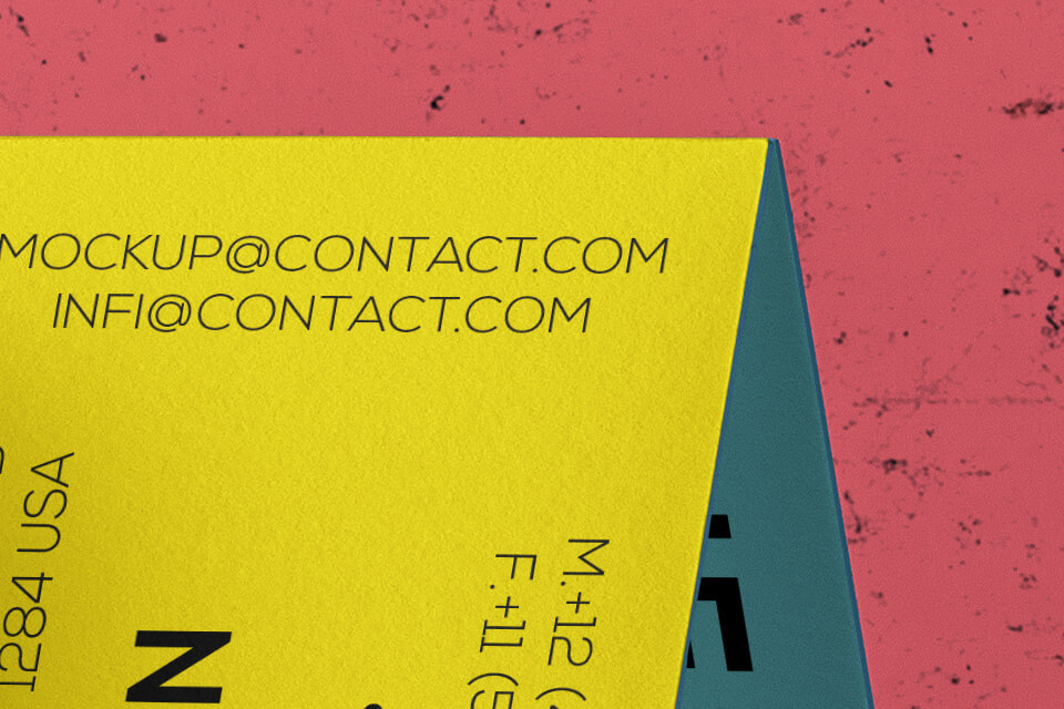 Free Original Business Card Branding Mockup PSD Template1