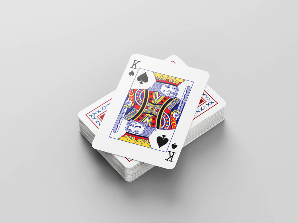 Free Playing Cards Mockup PSD Template4