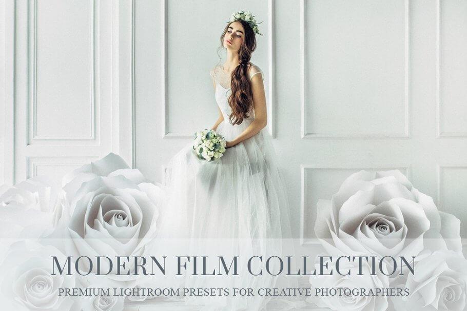 Modern Film Lightroom presets