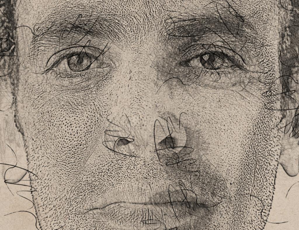 Pen Sketch Photoshop Action3