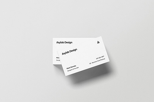 Premium Business Card Mockups1