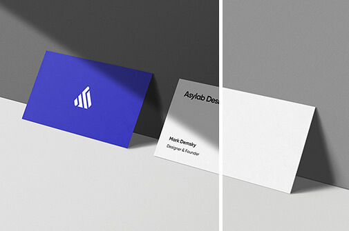 Premium Business Card Mockups5