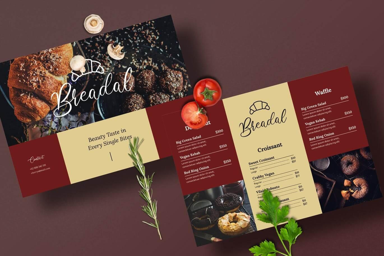Restaurant Menu Template (3)