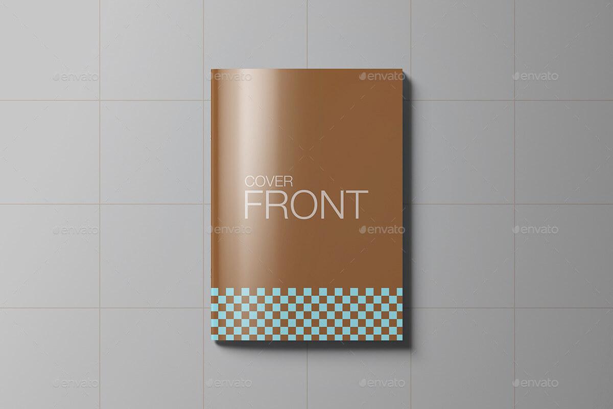 A4 Portrait Brochure Mock-Up Vol.1 (1)