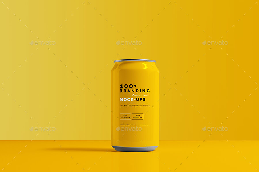 Aluminum Soda Can Mockups (1)