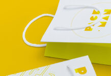 Free Attractive Shopping Bag Mockups Set PSD Template (1)