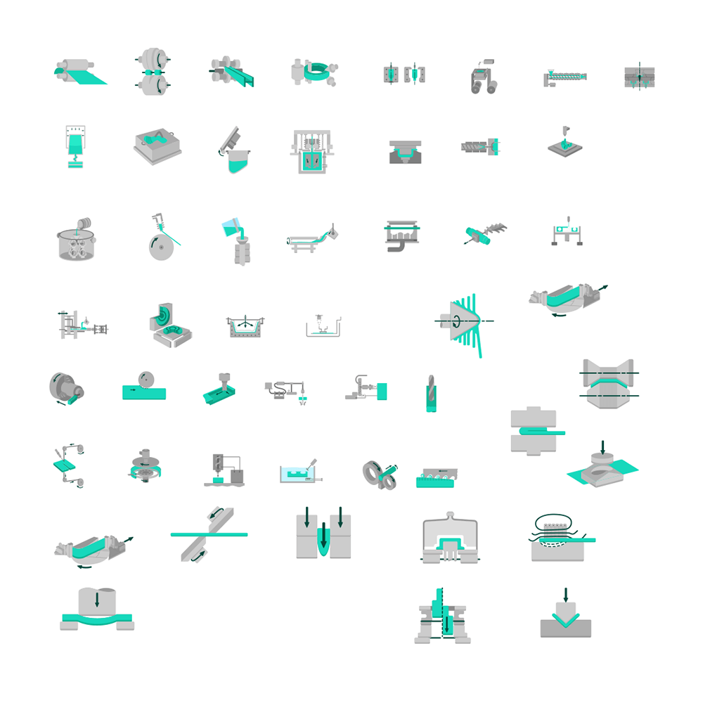 Free Developing Tools Manufacturing Vector Icons (1)