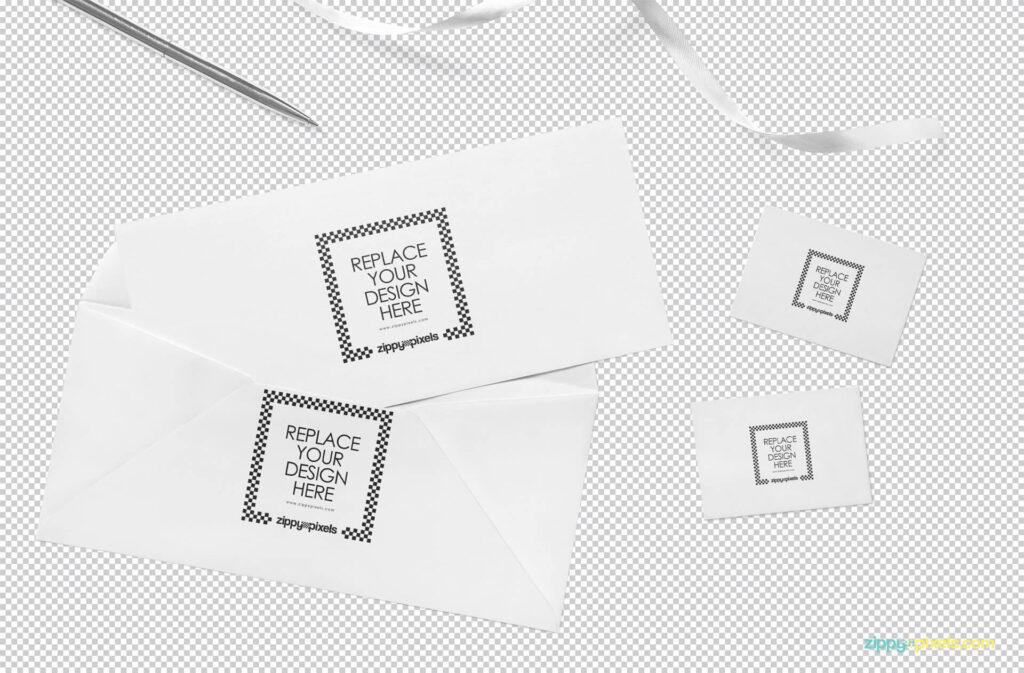Free Flawless Invitation Mockup PSD Template1 (1)