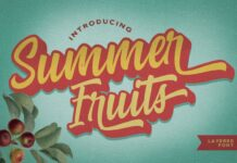 Free Holiday Summer Fruits Logo (1)
