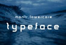 Free Monti Sans Serif Minimal Font (1)