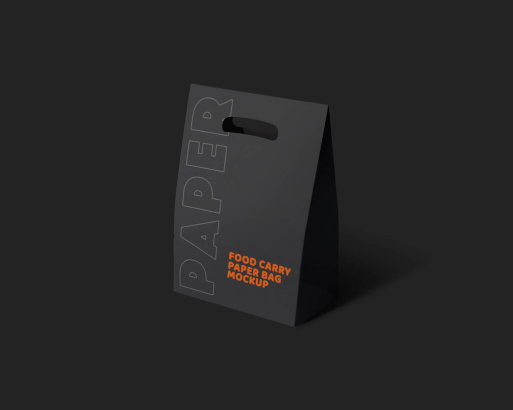 Free Paper Carry Bag Mockup PSD Template2 (1)