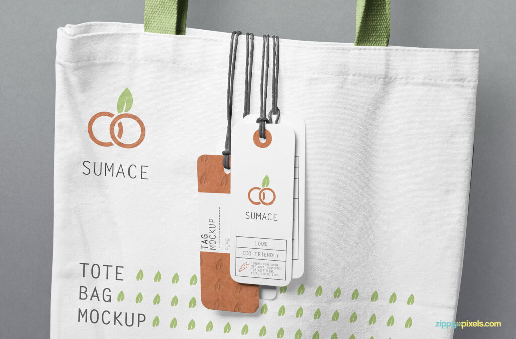 Free Representative Hanging Tags Mockup PSD Template (1)