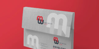 Free Stationery Flap Folder Mockup PSD Template (1)