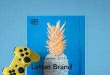 Free Striking Paper Brand Mockup PSD Template (1)