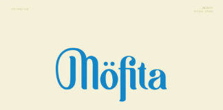 Free Stylish Mofita Display Font Demo (1)