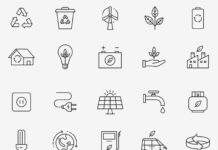Free Unexpanded Ecology Vector Icons Part 2 (1)