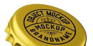 Metal Bottle Cap