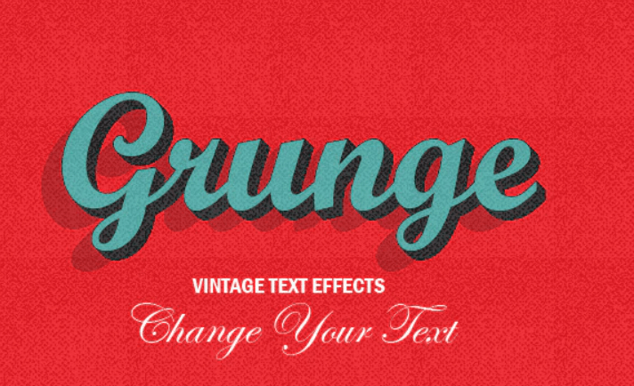 Retro Vintage Text Effects (1)