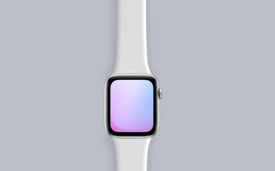 Apple Watch Series 5 Mockup