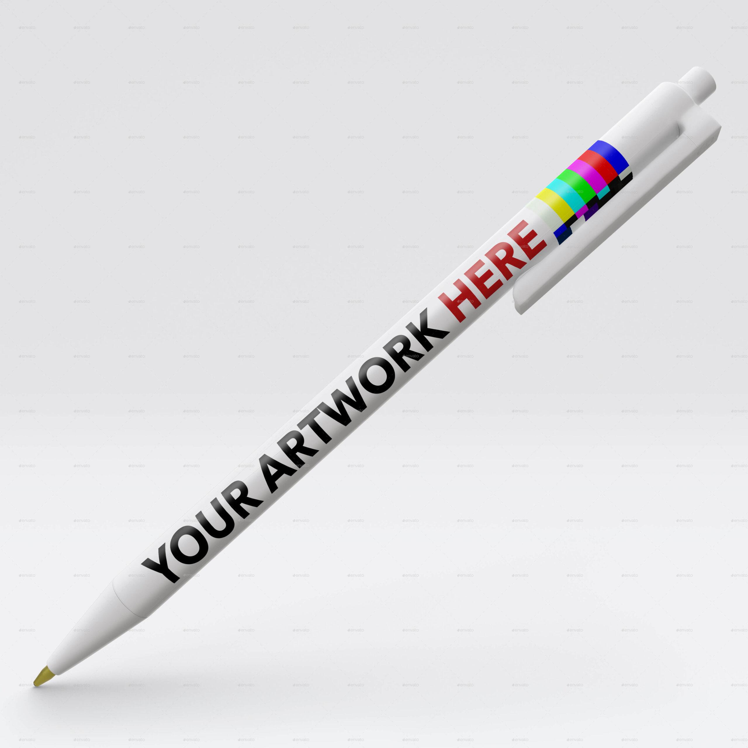 Ballpoint Pen Mockup1 (1)