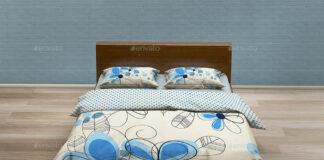 Bedding Sets & Bed Linen Mockup1 (1)