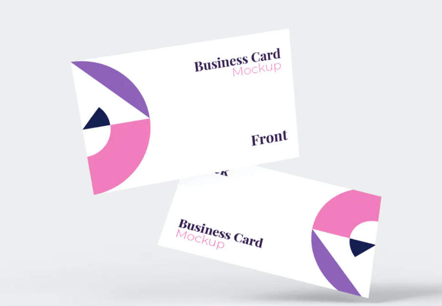 Business Card Mockup3