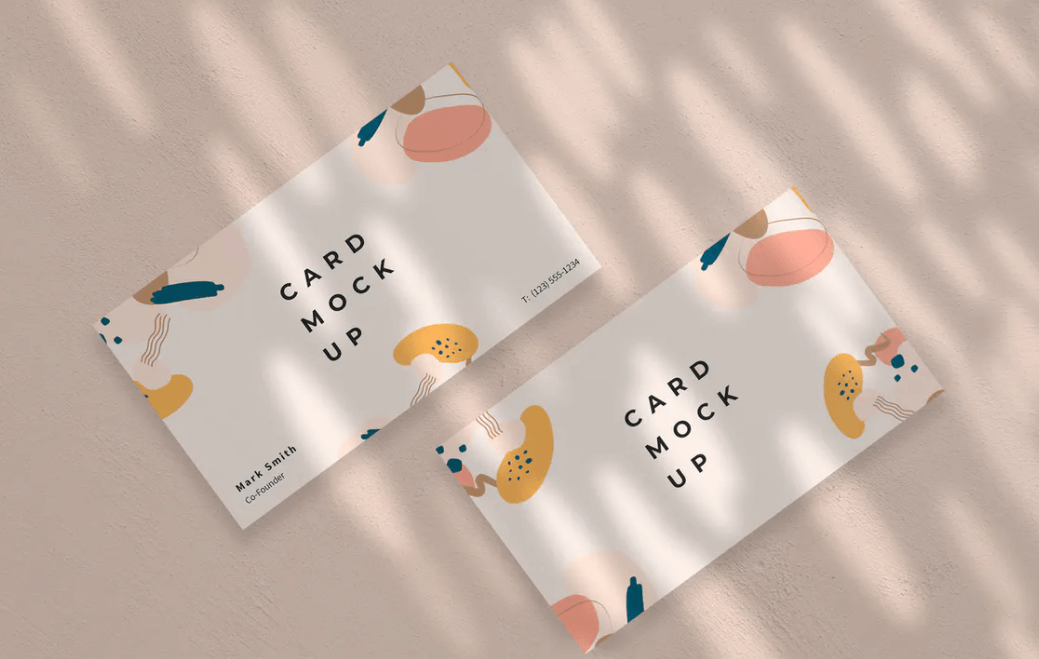 Business Card Mockup4