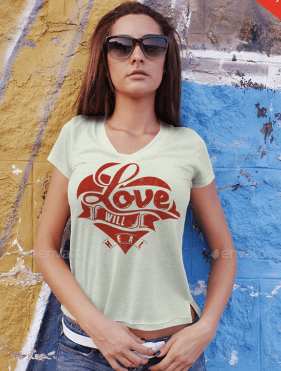 Female T-Shirt and Tank Top Bundle