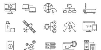 Free 20+ Networking Vector Icons (1)