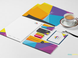 Free 8+ Stationery Branding Mockups PSD Templates (1)